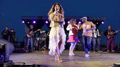 Marquinhos do Forró dançando com Elba Ramalho em Lisboa - PT (Brasil Jun...