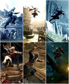 Assassin's Creed Videos, All Assassin's Creed, Assassins Creed Series, Elsword, Geek Girls, Find Art, The Darkest, Video Games, Animation