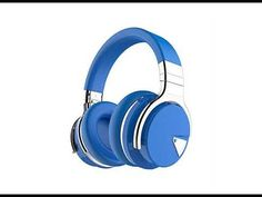 COWIN E7 Active Noise Cancelling Bluetooth Headphones with Microphone De...