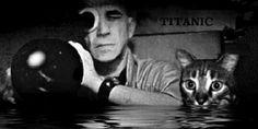 aujourd'hui Chris Marker est mort (30/07/2012). Marker et le chat Guillaume-en-Egypte vus par Wim Wenders en1985