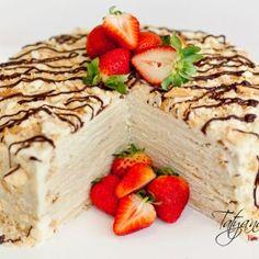 Torte Napoleon Recipe with Video Tutorial