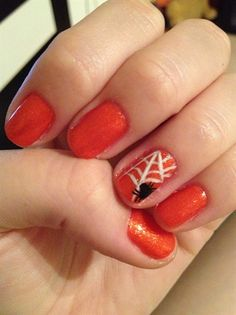 halloween - Nail Art Gallery by NAILS Magazine check out www.MyNailPolishObsession.com for more nail art ideas.