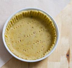 SANS GLUTEN SANS LACTOSE: Pâte à tarte sans gluten et sans lactose