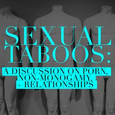 Sexual Taboos: A Discussion on P0rn, Non-monogamy, and Relationships [TJJS:EP103]