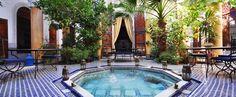 Riad le Sucrier de Fes **** en vente privée chez VeryChic - Ventes privées de voyages et d'hôtels extraordinaires