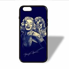 Marilyn Monroe Day Of The Dead for iPhone Plus Case De… 6s Plus Case, Iphone 6 Plus Case, Iphone Cases, Day Of The Dead, Marilyn Monroe, Ipod, Wallpaper, Accessories, Day Of Dead