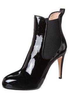 Eva Turner - High Heel Stiefelette - nero Chelsea, Kitten Heels, High Heels, Shoes, Fashion, Moda, Zapatos, Shoes Outlet, Fashion Styles