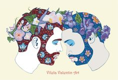 LOVE – Vilela Valentin http://www.redbubble.com/people/vilelavalentin/works/21287788-love?ref=recent-owner http://vilelavalentin.weebly.com/love-and-cloacutevis-the-cat.html