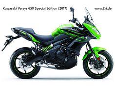 Kawasaki Versys 650 Special Edition (2017)