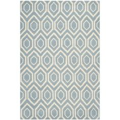 @Overstock.com - Handmade Moroccan Blue Wool Rug (8' x 10') - A contemporary design and dense, thick pile highlight this handmade rug inspired by Moroccan patterns with today's updated colors.  http://www.overstock.com/Home-Garden/Handmade-Moroccan-Blue-Wool-Rug-8-x-10/7974557/product.html?CID=214117 $403.19