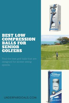 Don't lose yards as your swing speed goes down. These golf balls will help keep your game up to par. Golf Equipment Golf Tips Golf Gifts Golf Tips For Beginners Cheap Golf Clubs, Golf Clubs For Sale, Best Golf Clubs, Golf Ball Crafts, Golf Apps, Golf 2, Disc Golf, Play Golf, Golf Pride Grips