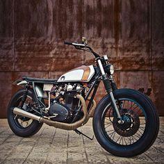 La Corona Motorcycles: Yamaha XS650