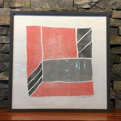 Art block print