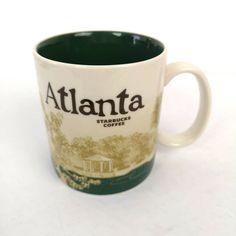 Global Icon, Cool Mugs, Starbucks Coffee, Atlanta, Chips, Tableware, Base, Vintage, Products