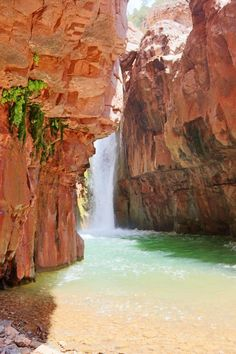 Tips for hiking to Cibecue Falls in Arizona Sedona Arizona, Arizona Road Trip, Arizona Travel, Visit Arizona, Places To Travel, Places To See, Travel Destinations, Havasupai Falls, Vida Natural