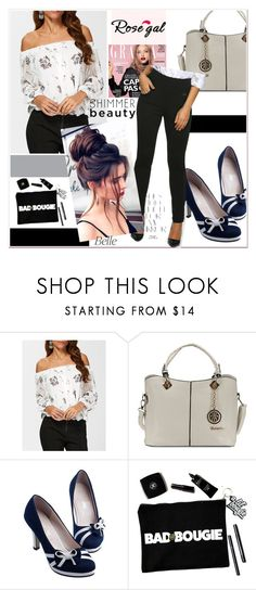 """""""ROSEGAL 6 / II"""" by ozil1982 ❤ liked on Polyvore featuring Rika"""