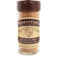 Nielsen-Massey Pure Madagascar Vanilla Powder, 2½ oz. | Sur La Table