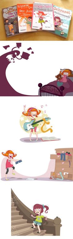 S E R N U R E T T A - illustration blog