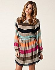 Sippi Tunic - B.Young - Khaki - Mekot - Vaatteet - NELLY.COM
