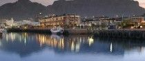The beautiful Cape Grace in Cape Town, South Africa has QMS Medicosmetics products and facials in their stunning spa.