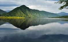 awesome summer mountain lake wallpaper Check more at http://www.finewallpapers.eu/pin/14950/