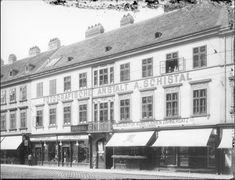 Wien 3, Rennweg 53   Stauda, August Austro Hungarian, Vienna, Austria, Medieval, Street View, History, City, Mid Century, Historia
