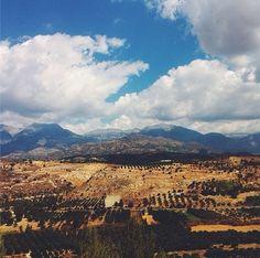 Cretan landscapes. http://instagram.com/cyathens