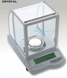 Balanza Analitica Crystal Gibertini http://www.boustens.com/balanza-analitica-laboratorio-crystal/