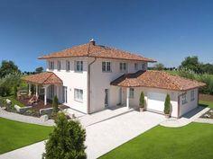 mediterrane Häuser, Finca; Mallorca, Foto: Haas Fertigbau