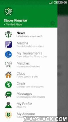 Str8 Sets Tennis  Android App - playslack.com ,  Str8 Sets keeps track of your tennis activity and strengthens your social circle. It's the complete app to manage everything related to your involvement with tennis! Find other players at your skill level and earn ranking points for each player that you play (Matcha). Maintain a match diary against your friends and tennis partners. Keep using Str8 Sets and improve your tennis! If you're a coach then use Str8 Sets to track your entire squad…