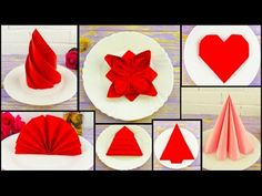 53 ideas for party DIY decorations napkin folding servietterfoldingjul 53 ideas ., De ideas for party DIY decorations napkin folding servietterfoldingjul 53 ideas ., decorations DIY folding for Creative napkin folds for your holiday table, Paper Napkin Folding, Christmas Napkin Folding, Easy Party Decorations, Retirement Party Decorations, Dinner Party Table, Holiday Tables, Diy Party, Party Ideas, Easy Diy