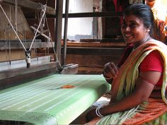 Sevya employs hundreds of weavers across India. And we bring their beautiful handiwork to markets around the world. Support Fair Trade!