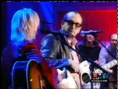 Lucinda Williams & Elvis Costello.   If I NEVER hear any other two songs in my life... That's okay.