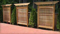 Your Fencing & Decking Supplier In Portland backyard design diy ideas Privacy Fence Designs, Privacy Landscaping, Backyard Privacy, Backyard Fences, Pergola Patio, Decking Fence, Back Yard Privacy Ideas, Diy Fence, Fence Ideas