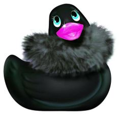 Big Teaze Toys I Rub My Duckie Personal Massager, Paris, Noir by Big Teaze. $27.61. Waterproof. Removable Feather Boa. Perfect for the tub, pool or spa!. Quiet Motor & Soothing Vibrations. Genuine Swarovski Crystal. I Rub My Duckie Paris - Parisian women are renowned all over the world for their elegant style. Our globe-trotting I Rub My Duckie found this to be true during a recent romantic journey to the City of Lights, where he discovered a lover of great mystery and char...