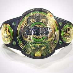 Global Force Wrestling 10/23/15 AMPED TV Tapings Results: Champions Crowned
