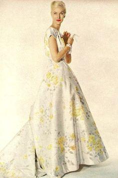 Sunny Harnett, Vogue 1955