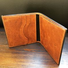 The Malek billfold wallet is making its debut today at the 21st annual Fine Arts & Crafts Fall Fest in Menlo Park California.