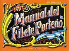 Alfredo Genovese - Manual del Filete Porteño (Descargar PDF)