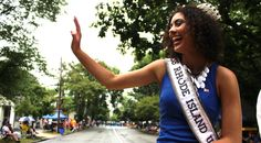 Spend your 4th of July with Zack Tremblay and Ms. Rhode Island 2014, Christina Palavra!