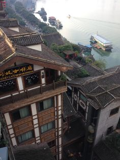 River situation in Chongqing.