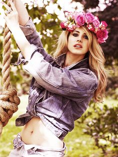flowers brighten every photo