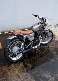 zhigelev:  Suzuki Thunder 125