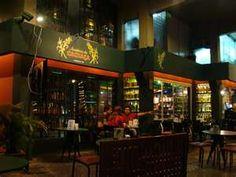 Academia de Cachaca - Leblon. Great bar to add to the Leblon pub crawl list. Always busy, high energy !