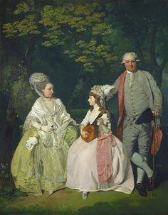 Family Group, ca. 1775/1780, by Francis Wheatley | National Gallery of Art, Washington, D.C.