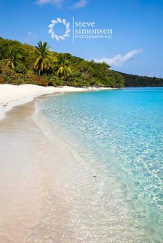 John USVI our favorite beach Oh The Places You'll Go, Places To Travel, Places To Visit, Virgin Gorda, Us Virgin Islands, Caribbean Vacations, Beach Landscape, Vacation Trips, Passport