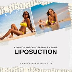 #Liposuction is a surgical procedure that aims to eliminate stubborn unwanted areas of fat. People often have various misconceptions about liposuction, which leads many patients to have either unrealistic expectations or unwarranted fears. Here's what you should know...  For more information or to schedule a consultation call Dr Serrurier on 011 328 0773. Alternatively email admin@drserrurier.co.za or send us a private message.  #CosmeticSurgery #PlasticSurgery #DrSerrurier…