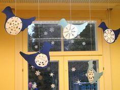 ASKARTELU - Päästä lintu lentoon - Vuodatus.net Art For Kids, Crafts For Kids, Arts And Crafts, Winter Art, Christmas Art, Independence Day, Finland, Reindeer, Holiday Gifts