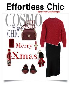 """""""Untitled #126"""" by daisy-du on Polyvore featuring Étoile Isabel Marant, Sportmax, Burberry and NOVA"""