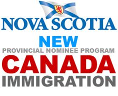 nova scotia immigration program #Canada #immigration #PNP #skilled